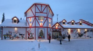 The One Town In Alaska That Turns Into Winter Wonderland Each Year