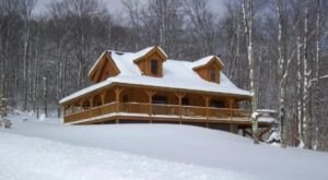 You Won't Forget Your Stay In These 10 One Of A Kind West Virginia Cabins