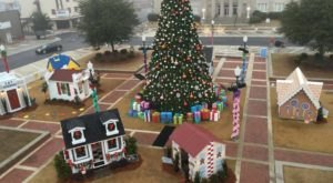 The Christmas Attraction In Alabama That Will Make The Holidays Sweet
