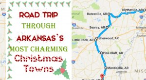 The Magical Road Trip Will Take You Through Arkansas's Most Charming Christmas Towns