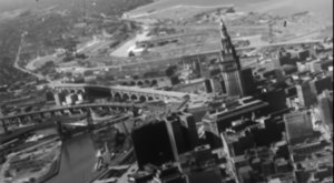 This Rare Footage In The 1940s Shows Cleveland Like You've Never Seen Before