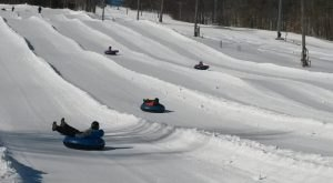 Take A Thrilling Ride At Powder Ridge Park In Connecticut This Winter