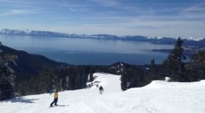Here Are The 5 Most Spectacular Skiing Spots In Nevada