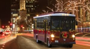 There's A Magical Trolley Ride In Cleveland That Most People Don't Know About