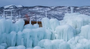 This Amazing Timelapse Video Shows Utah's Ice Castles Like Never Before
