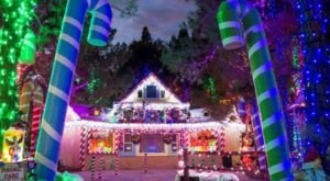 The Magical Christmas Village Everyone in Nevada Should Visit at Least Once
