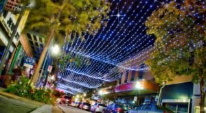 8 Main Streets In Alabama That Are Pure Magic During Christmastime
