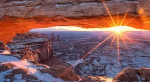 8 Picturesque Trails In Utah That Are Perfect For Winter Hiking