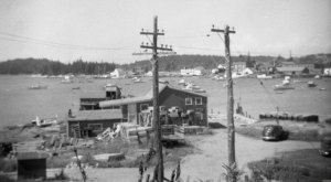 These 10 Photos of Maine In The 1950s Are Mesmerizing