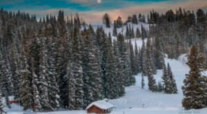 12 Majestic Spots In Wyoming That Will Make You Feel Like You're In The North Pole