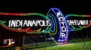 The Phenomenal Holiday Lights Show In Indiana That Will Fill You With Christmas Cheer
