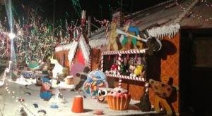 Visit Santa's Magical Kingdom In Missouri For Some Christmas Fun