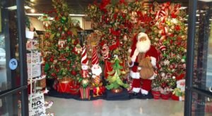 The Christmas Store In Southern California That's Simply Magical