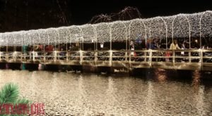 Visit One Of The Top 10  Holiday Light Displays In The Country Right Here In Oklahoma