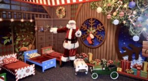 A Visit To The North Pole In Oklahoma Will Put You In The Christmas Spirit