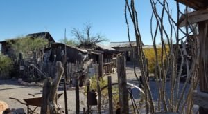 Tour This New Mexico Railroad Ghost Town For A Truly Fascinating Experience