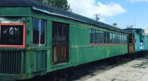The Train-Themed Restaurant Near New Orleans That Will Make You Feel Like A Kid Again