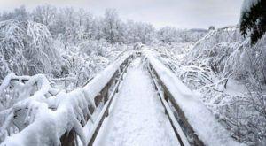 10 Picturesque Trails In Vermont That Are Perfect For Winter Hiking