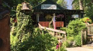 The Quaint Mountaintop Restaurant In Alabama That Serves The Most Creative Dishes