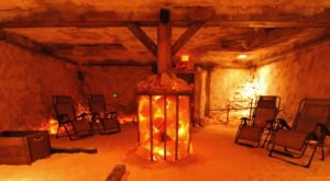 The Incredible Salt Cave In Florida That Completely Relaxes You