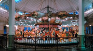 The Oldest Dentzel Carousel In America Is Right Here In Mississippi And It's Amazing