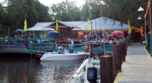 Try These 11 Mississippi Restaurants For A Magical Outdoor Dining Experience