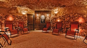 The Incredible Salt Cave In Southern California That Completely Relaxes You