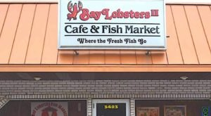 Shop For Scrumptious Seafood At Bay Lobsters Cafe And Fish Market In Ohio