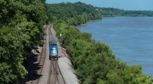 This Epic Train Ride In St. Louis Will Give You An Unforgettable Experience