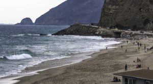 The Jaw Dropping Point Mugu State Park Is Unlike Anything Else In Southern California