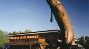 You'll Never Forget A Trip To This One Of A Kind Fish Market In Georgia