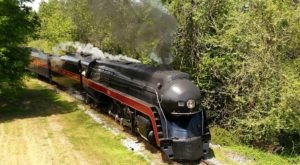 5 Memorable Train Day Trips You Can Take In North Carolina