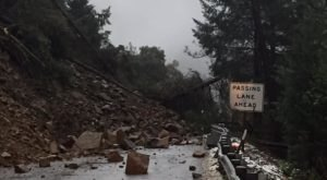 Northern California's Record Setting January Storms Have Given Us An Insane Winter