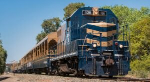 4 Incredible Northern California Day Trips You Can Take By Train