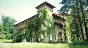 An All Girls School Was Built Deep In The Woods In Maryland And Then Suddenly Abandoned