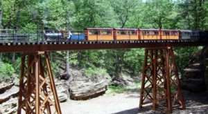 7 Incredible Wisconsin Day Trips You Can Take By Train