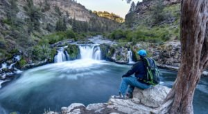 The Underrated River In Oregon That's One Of The Most Stunning Spots In America