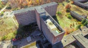 This Creepy Asylum Near Detroit Is Still Standing… And Still Disturbing