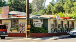 The Unique Open-Air Bookstore In Southern California That Is Unlike Anything You've Ever Seen