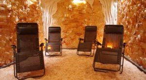 The Incredible Salt Cave In Minnesota That Completely Relaxes You