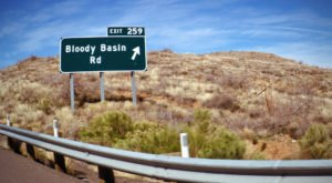We Checked Out The 8 Most Terrifying Places In Arizona And They're Horrifying
