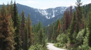 13 Unforgettable Road Trips To Take In Idaho Before You Die