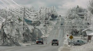 Ice Storm Heads Straight For Oklahoma: Major Power Outages Predicted
