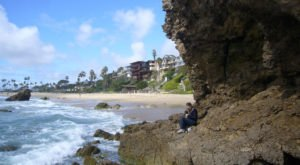 The Rugged Beach In Southern California That's Perfect For A Day Trip