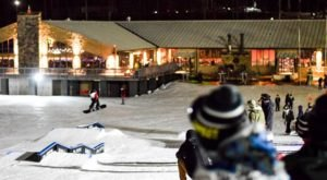 Experience A Unique Thrill At This Mountain Resort In Pennsylvania This Winter