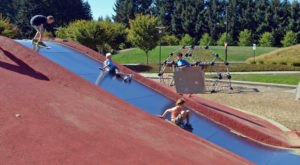 12 Amazing Playgrounds In Portland That Will Make You Feel Like A Kid Again