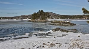 This Winter Hike Will Remind You That Maine Is Even Better In The Snow