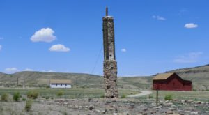 The Abandoned Fort Hiding In Wyoming That Is Hauntingly Beautiful