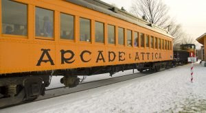 This Epic Train Ride Near Buffalo Will Give You An Unforgettable Experience