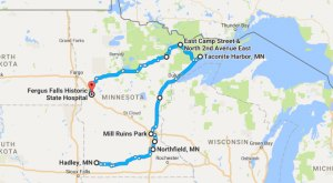 10 Unforgettable Road Trips To Take In Minnesota Before You Die